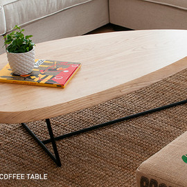 Gus* Modern - Hull Coffee Table