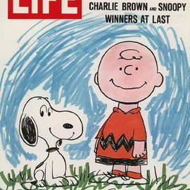 LIFE Magazine - 1967 March 17 LIFE Magazine - Charlie Brown - SNOOPY