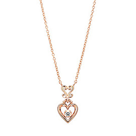 STAR JEWERY - HEART NECKLACE