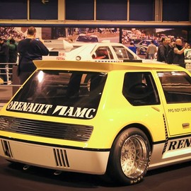 Renault - 5 Turbo PPG PACECAR