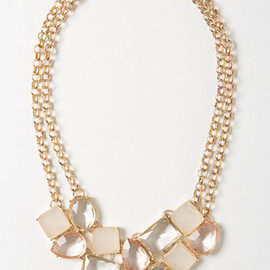 anthropologie - Frozen Fruit Necklace