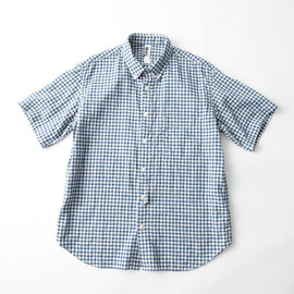 MHL. - ROUGH GINGHAM CHECK