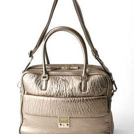 ANYA HINDMARCH - Carker Silver Gold