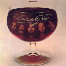 DEEP PURPLE, ディープ・パープル - COME TASTE THE BAND