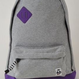 Chums - Classic Day Pack Sweat Nylon(CH60-0315)・各色sample
