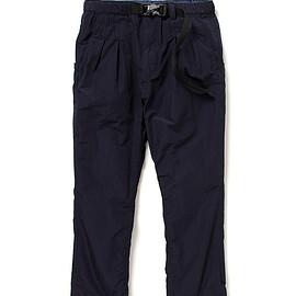 NONNATIVE - ALPINIST EASY PANTS POLY RIPSTOP SHAPE MEMORY WITH FIDLOCK® BUCKLE