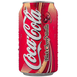Coca-Cola - Black Cherry Vanilla