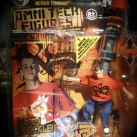 OMNI TECH FIGURES - Action Sports Toys