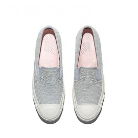 CONVERSE, BUNNEY - Converse First String Jack Purcell Signature Slip On x Bunney