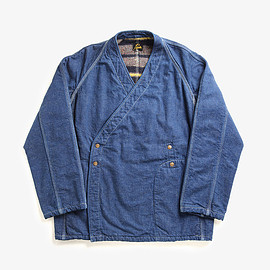 Needles - SAMUE JACKET - 7.5OZ DENIM