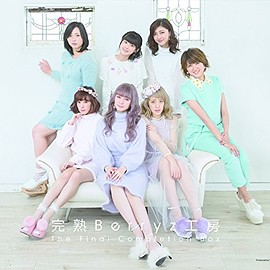 Berryz工房 - 完熟Berryz工房 The Final Completion Box (通常盤)