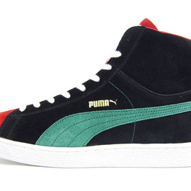 Puma - JAPAN SUEDE MID 「made in JAPAN」 「magforlia / Takaya Yamada」 「LIMITED EDITION for 匠 COLLECTION」