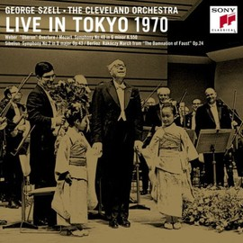 George Szell The Cleveland Orchestra - Live in Tokyo 1970