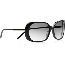 3.1 Phillip Lim - Jolie Square-Frame Acetate Sunglasses