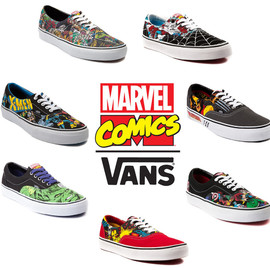 VANS - Vans X MARVEL Comic Era Skate Shoe