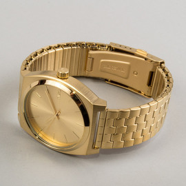 NIXON - Time Teller Watch All Gold