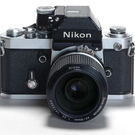 Nikon - F2 Photomic NIKKOR 35mm F2.0