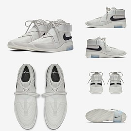 "NIKE - nike fear of god raid ""light bone"""
