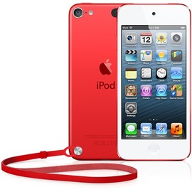 Apple - IPod Touch 5th PRODUCT RED