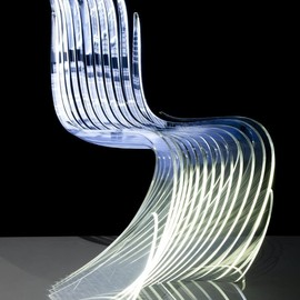 Chriss Bosse - Panton Chair