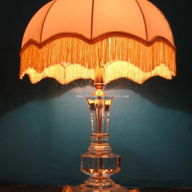 Crystal Glass Lamp from China