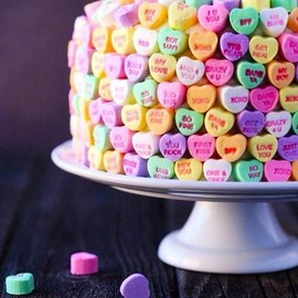 candy cake...