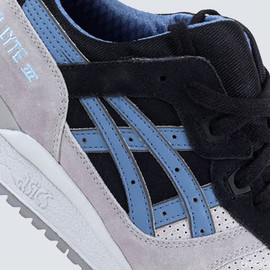 asics - Gel-Lyte III - Grey/Captains Blue