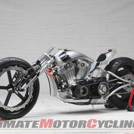 Harley-Davidson - Custom Bike