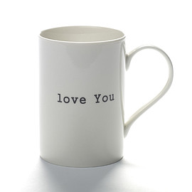 Mariemichiellssen for Serax Collections - Love You mug