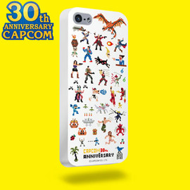 CAPCOM - CAPCOM 30th iphone5 ジャケット