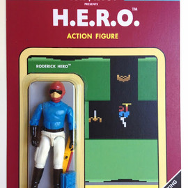 Dan Polydoris - H.E.R.O ACTION FIGURE