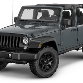 Jeep - 2014 Jeep Willys Wheeler