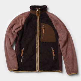 MMA C/W Piping Parka(Brown)