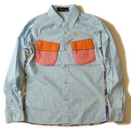 ALDIES - Army Wind Shirt