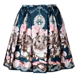 RED Valentino - Printed Skirt