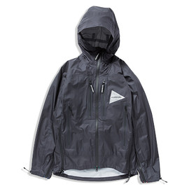 and wander - Rain Jacket