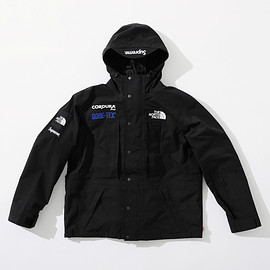 Supreme, THE NORTH FACE - Expedition Jacket / Black