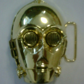 STAR WARS - C-3PO Belt Buckle