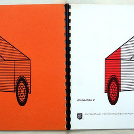 "Champion Papers - Imagination 5 ""Modular Car Corporation"", 1964"