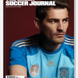 The Green Soccer Journal Issue 04 AUTUMN WINTER 12/13