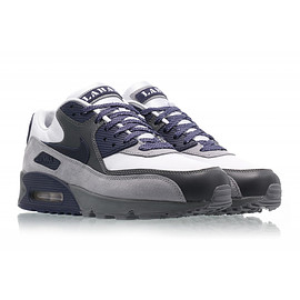 NIKE - Air Max 90 NRG - White/Neutral Indigo/Smoke Grey