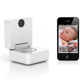 Withings - Smart Baby Monitor for iPhone