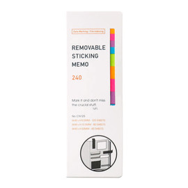 Hightide - CN125, Removable sticking Memo