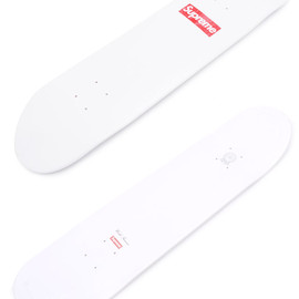 SUPREME - 20thAnniversaryBoxLogoSkateboard(スケートボード)(デッキ)WHITE290-003015-010+【新品】【smtb-TD】【yokohama】
