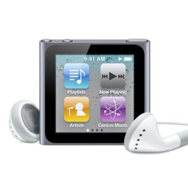 Apple - iPod nano (6th Generation)