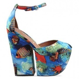 JEFFREY CAMPBELL - 新色!☆Jeffrey Campbell☆4 Evz -Aquarium 1