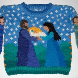 amarinalevin - One Year Christmas Sweater