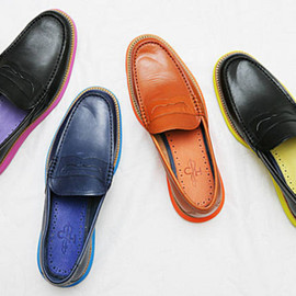 Cole Haan LunarGrand & Harrison Oxfords Special Edition Summer 2012