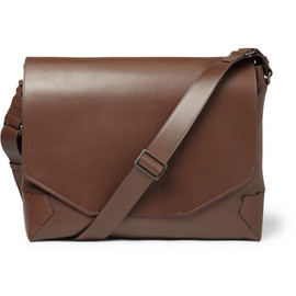 Lanvin  - Origami Leather Messenger Bag