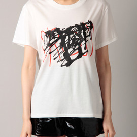 G.V.G.V. - 【NAKID by G.V.G.V.】CROSS-TEE